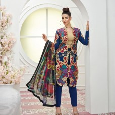 Asifa And Nabeel  Lawn Collection Vol-2 - 2019 - 2B