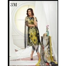 Asifa And Nabeel  Lawn Collection Vol-2 - 2019 - 3M