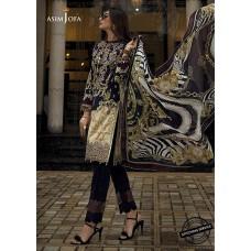 Asim Jofa  Luxury Lawn Collection - 2020 - AJL-10A