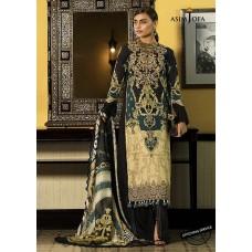Asim Jofa  Luxury Lawn Collection - 2020 - AJL-10B