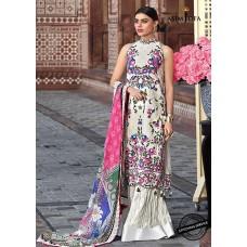 Asim Jofa  Luxury Lawn Collection - 2020 - AJL-12A