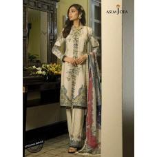 Asim Jofa  Luxury Lawn Collection - 2020 - AJL-3A