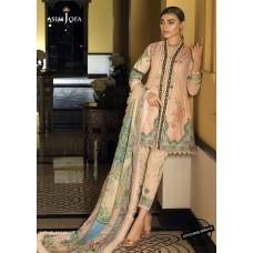 Asim Jofa  Luxury Lawn Collection - 2020 - AJL-3B