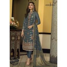 Asim Jofa  Luxury Lawn Collection - 2020 - AJL-9B