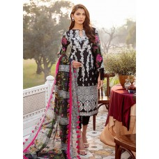 Charizma Signature Embroidered Lawn Collection - 2020 - SS-01