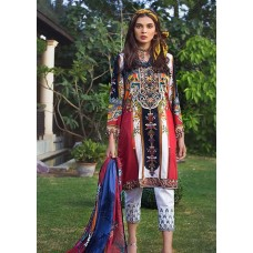 GUL AHMED SHALEEN COLLECTION - 2019 - DCS-12