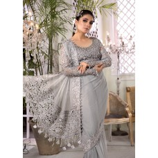 Maria B Mbroidered Heritage Edition Collection - 2021 - BD-2201