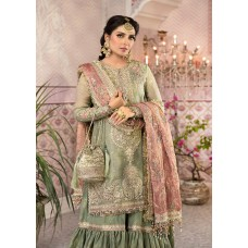 Maria B Mbroidered Heritage Edition Collection - 2021 - BD-2205
