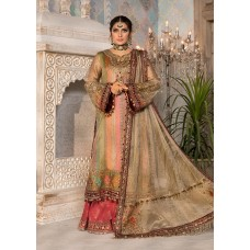 Maria B Mbroidered Heritage Edition Collection - 2021 - BD-2207