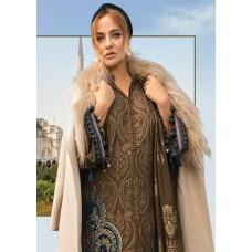 Maria B Linen Winter Collection - 2020 - D-10