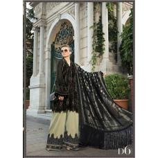 Maria B Linen Winter Collection - 2020 - D-6