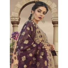 Maria.B Luxury Lawn Collection - 2019 - D-01-B