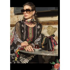 Maria.B Luxury Lawn Collection - 2019 - D-05-A