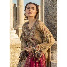 Maria.B Luxury Lawn Collection - 2019 - D-09-A