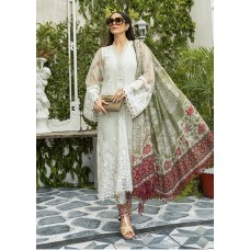 Maria B Eid Lawn Collection - 2020 - D-02