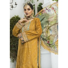 Maria B Eid Lawn Collection - 2020 - D-04