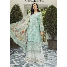 Maria B Eid Lawn Collection - 2020 - D-08
