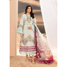 Noor By Saadia Asad Luxury Lawn Collection - 2021 - D1-B