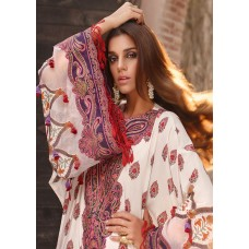 SAIRA RIZWAN Luxury lawn Collection By Ittehad - 2020 - Maya