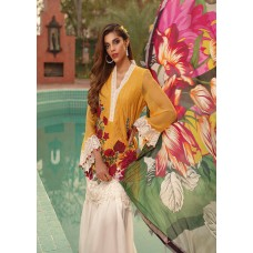 SAIRA RIZWAN Luxury lawn Collection By Ittehad - 2020 - Zamora