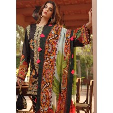 SAIRA RIZWAN Luxury lawn Collection By Ittehad - 2020 - Jada