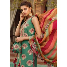 SAIRA RIZWAN Luxury lawn Collection By Ittehad - 2020 - Sierra