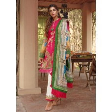 SAIRA RIZWAN Luxury lawn Collection By Ittehad - 2020 - Mia