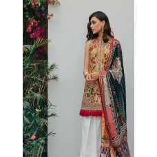 ZARA SHAHJAHAN Lawn Collection 2018 - Amal-B