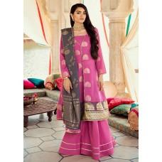 849ab27963 Cross Stitch Rani Bagh Luxury Lawn Collection - 2019 - GUL AWAYZ