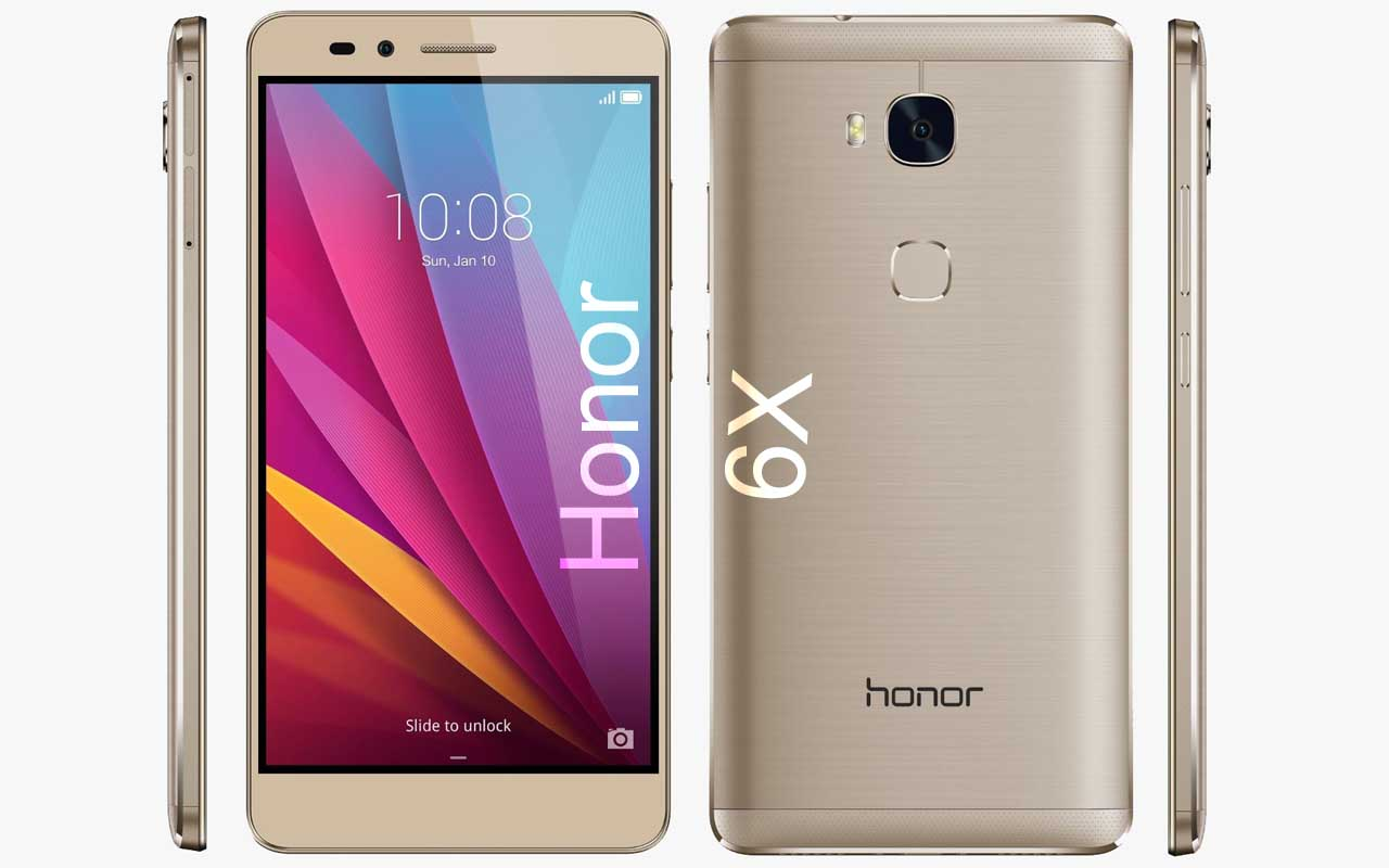 Huawei Honor 6x - 5 5