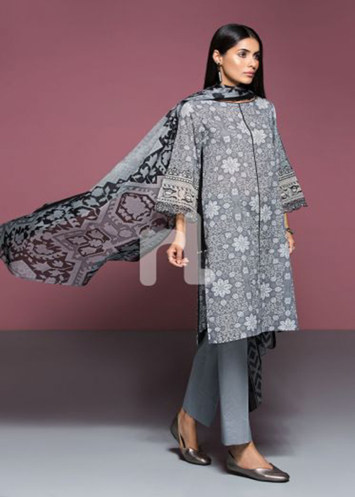46d529a710 Nishat Linen Spring Summer Collection - 2019 - 41906036