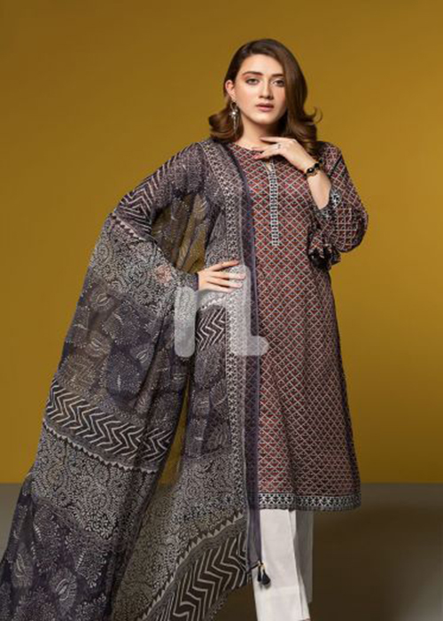 Nishat Linen Spring Summer Collection - 2019 - 41906066