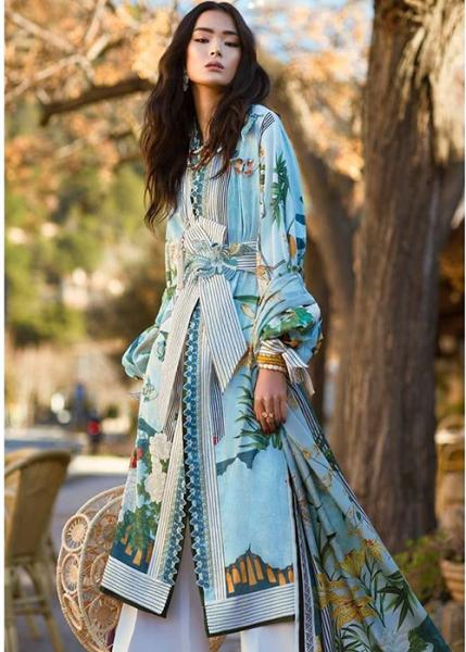 ELAN Spring Summer Lawn Collection 2019 - 05A