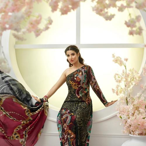 Asifa And Nabeel  Lawn Collection Vol-2 - 2019 - 2J