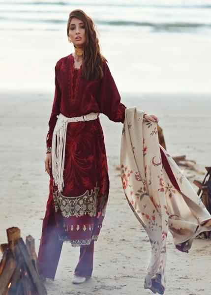 Elan Winter Unstitched Collection 2019 - 10