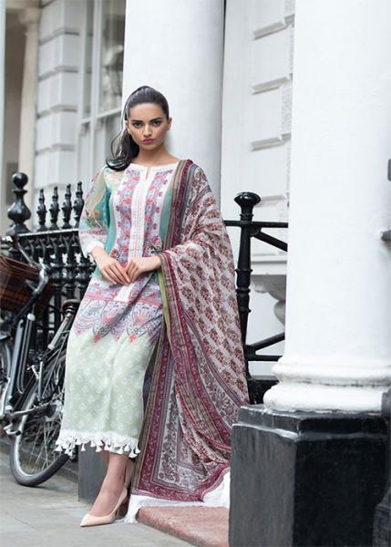 Sobia Nazir Summer Lawn Collection - 2020- Design - 6A