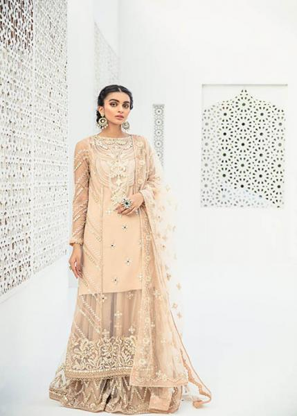QALAMKAR Luxury Formals Collection 2020 - W-06