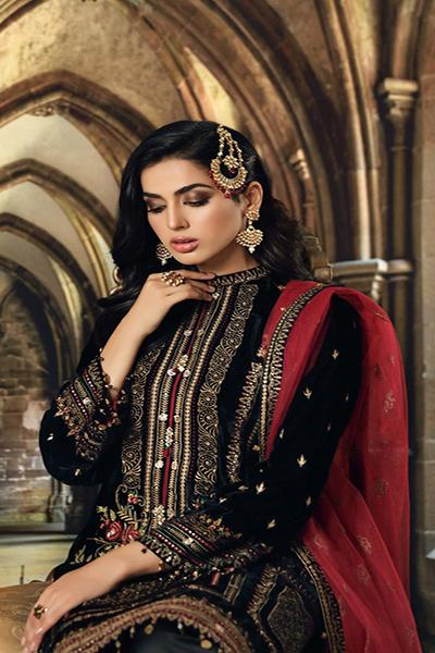 Anaya By Kiran Chaudhry Velour de Luxe Collection - 2020 - ESME