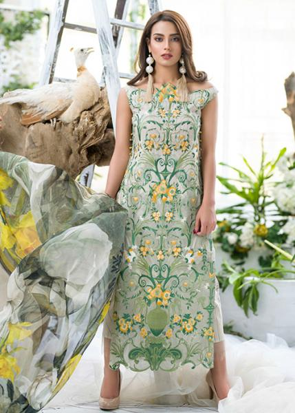 Asifa And Nabeel  Lawn Collection Vol-2  2018 - Chapter 1A