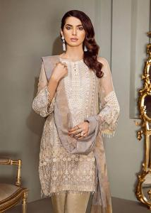 8e16986578 Isabella Embroidered Chiffon Collection By Baroque - 2018 – HALO